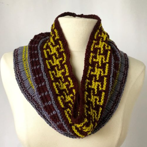 Retro Cowl, shown in Multi