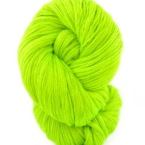 N8A, shown on Merino Cloud, neon yellow-green